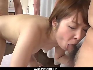 Kaho Kitayama amazes with how tight she is - More at 69avs com