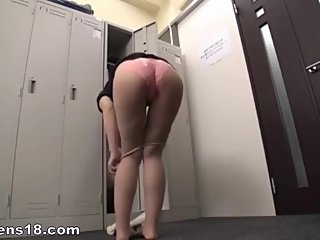 Hotel assistant is fucked during work hours XJAPScom