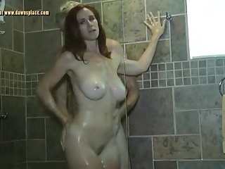 meet her on bluemovxxx_com Doggy shower play