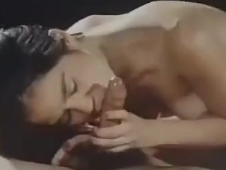 ASIAN GIRL DEPRIVES THE GUY OF HIS INNOCENCE - MAINSTREAM CUM - CELEB