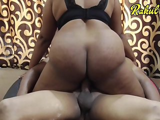 Indian Big Boobs Housewife Bathing, Riding On Me With Loud Moaning Fuck