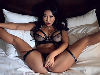 Waiting For You To Fuck Me in My Tight Asian Pussy JOI
