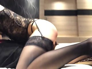 JAPANESE GIRL RIDING MY DICK SO WELL. PART 3