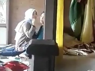 indonesian hijab spycam fuck in homemade