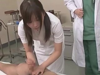 Quick Jackings - Nurse (My Sister) Is Shook When My Stiffy Cums Hard