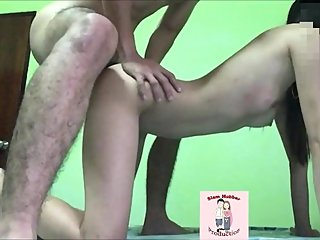 Doggy style Thai tenn Couple Fuck creampie ???????????????????????